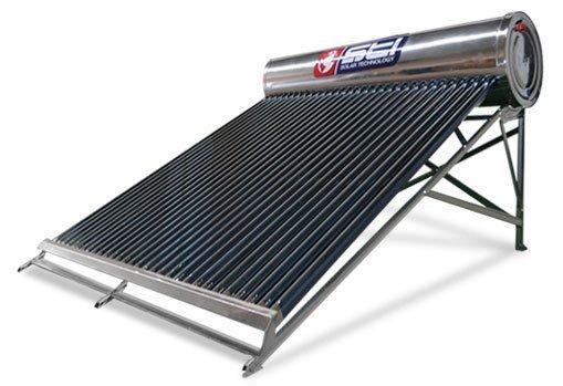 calentadores solares para agua